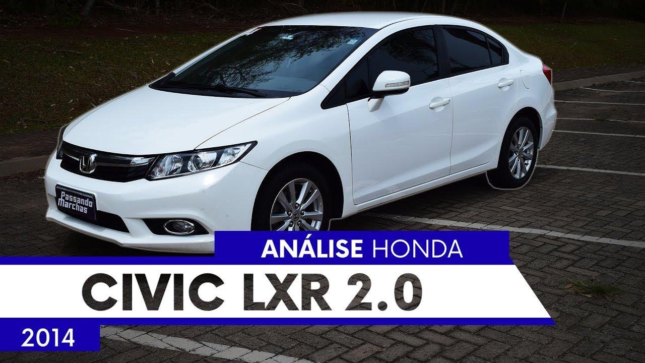 Honda Civic 2014 - Vale Ou N U00e3o A Pena Comprar