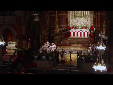 The Lord of the Dance | Church of the Advent | Mark Dwyer | Katelyn Emerson