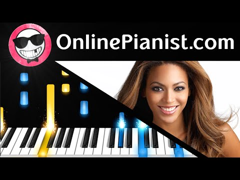 How to play Listen by Beyonce - Piano Tutorial