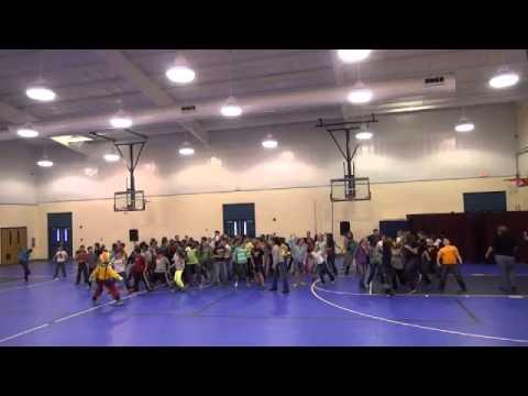 BCES Harlem Shake's (3rd, 4th, & 5th)