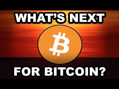 What's Next For Bitcoin In 2018? Price Prediction?
