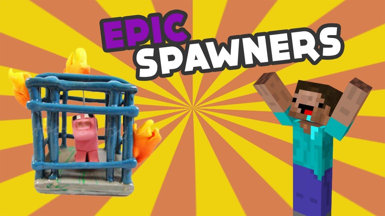 Enchulame el Server | EpicSpawners | #201