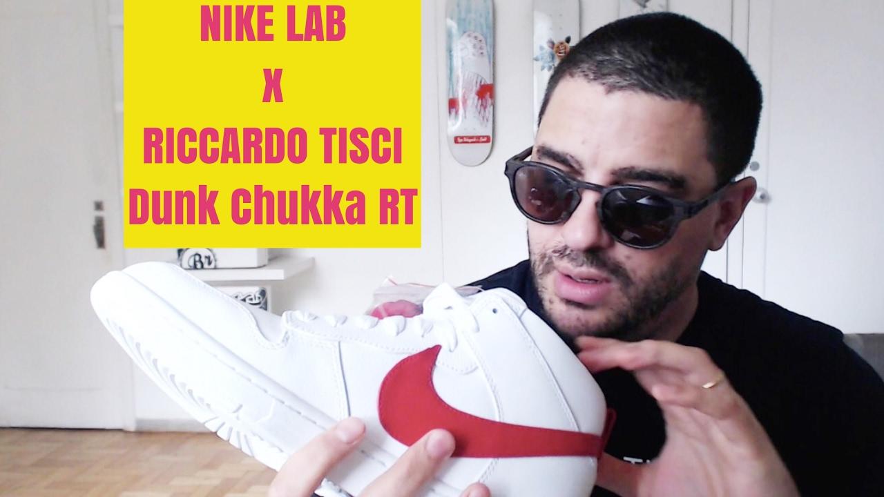 UNBOXING: NikeLab x Riccardo Tisci Dunk Chukka RT