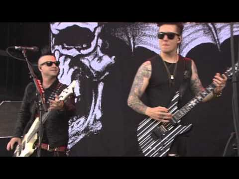 Avenged Sevenfold  Critical Acclaim  at Pinkpop 2014 HD