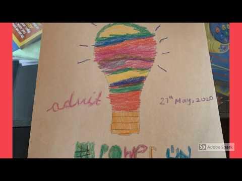 Pine Lake Montessori School Light Bulbs of Hope