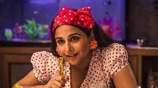 I Learnt Bad Words In Punjabi For Ghanchakkar - Vidya Balan