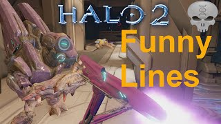 Lines of Halo - Halo 2 Grunts + Extras (Funny Dialogue)