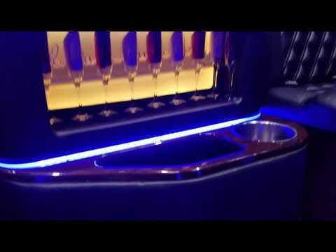 Elegant Limousines Transit High Top Limo (Sprinter Limo)