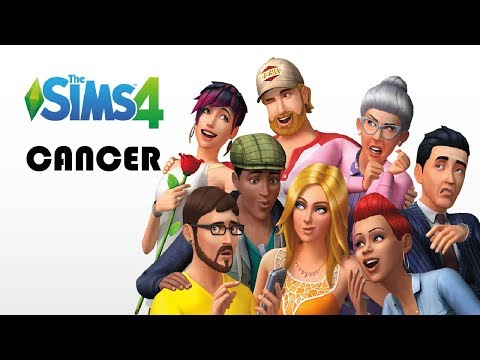 SIMS 4 CANCER