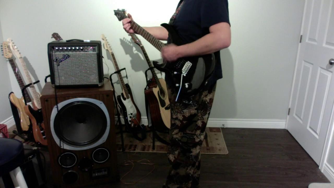 15 inch 100 watt speaker cab on fender 15 dsp guitar amp youtube. Black Bedroom Furniture Sets. Home Design Ideas