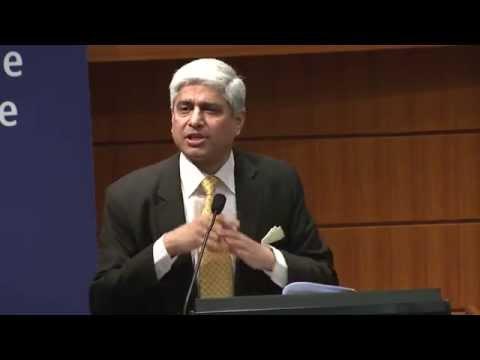 India Week Talk by Vikas Swarup