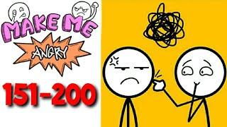 Jawaban Game MAKE ME ANGRY Level 151 - 200