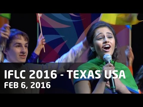 IFLC 2016 - 02 - TEXAS USA - Colours of the World - Full Version 1080p