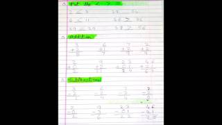 Entrance Test Preparation For Class 1 & 2 : Maths