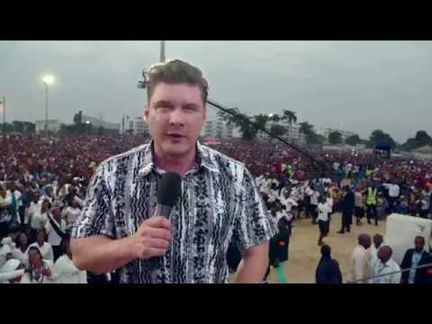 Brazzaville, Congo - Day 4 Report by Daniel Kolenda