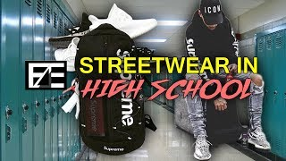 Why HIGH SCHOOLERS NEED STREETWEAR