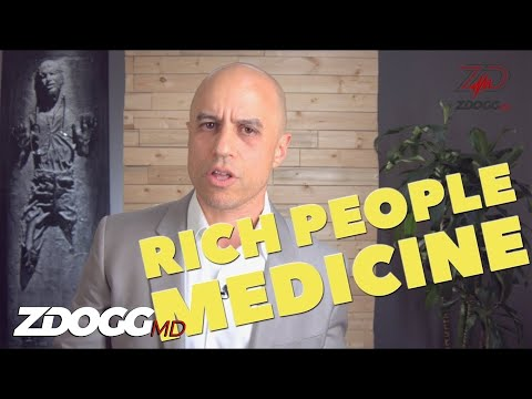 How Rich People Cut In Line For Health Care | Against Medical Advice 013 | ZDoggMD.com