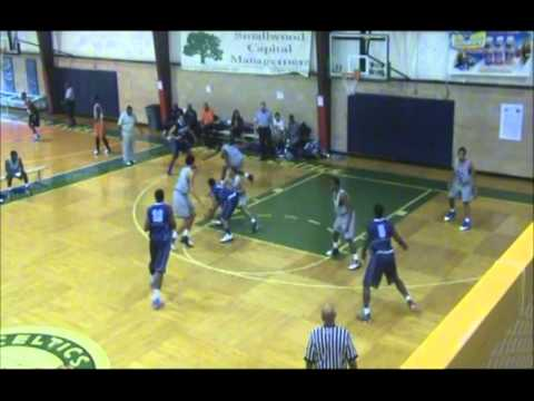 Christian Kessee Basketball Highlights - Redemption Academy 2011-12 Season