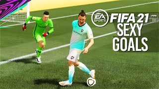 FIFA 21 - BEST GOALS 🔥🔥 OF THE WEEK - SCORPION KICK!, RABONA KICK, RAINBOW FLICK, HAND OF GOD!