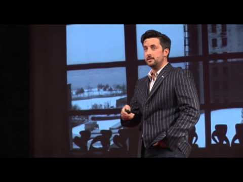 Architecture and Fashion: Julian Hakes at TEDxYouth@Manchester 2014 January