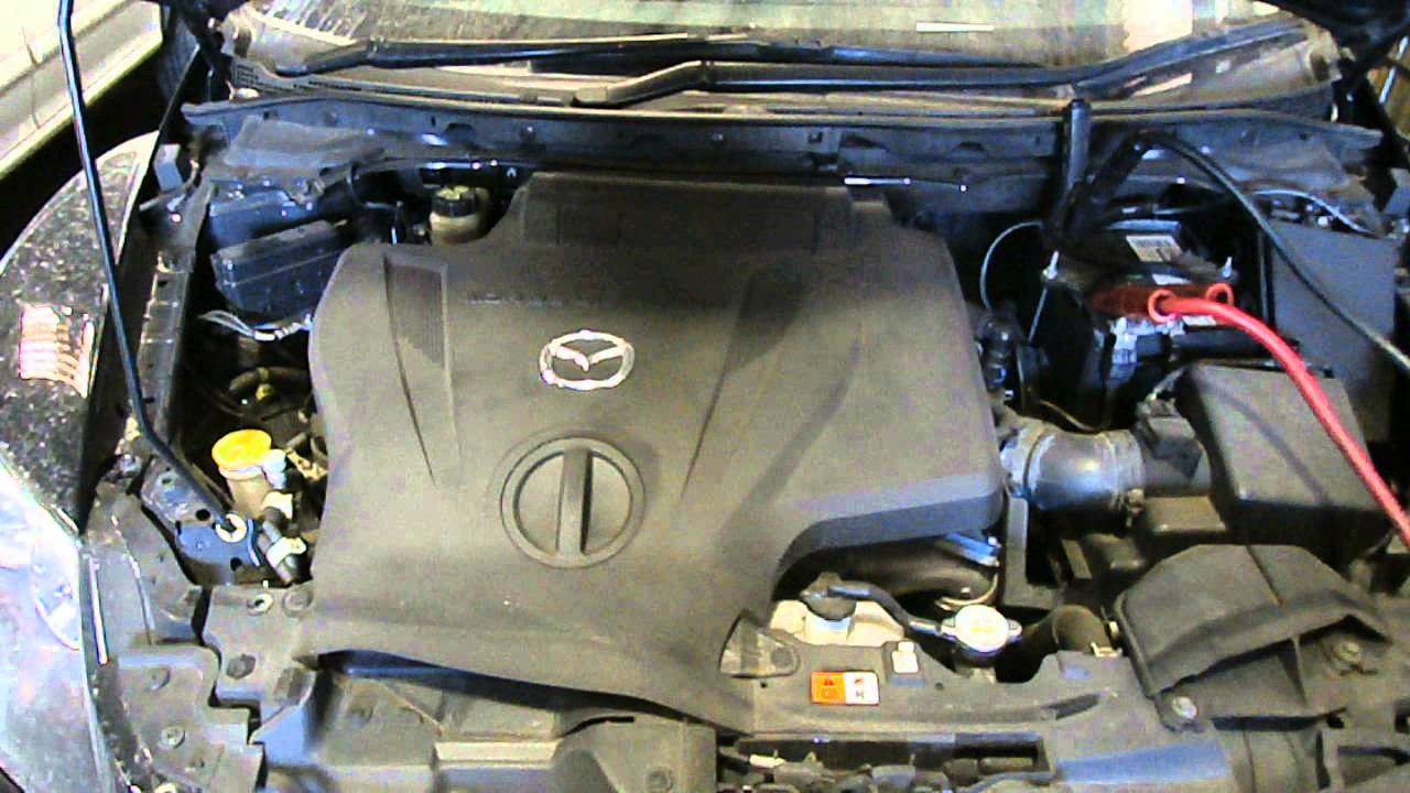 wrecking 2007 mazda cx7, 2.3, l3, petrol, w/ turbo (j14365) - youtube