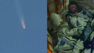 Russian cosmonaut Ovchinin speaks to RT