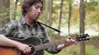 "Garden Sessions: Bishop Allen - ""Butterfly Nets"" - Radio Woodstock 100.1 - 9/24/14"