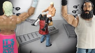 WWE Luke Harper vs. Dolph Ziggler - Intercontinental Championship Ladder Match