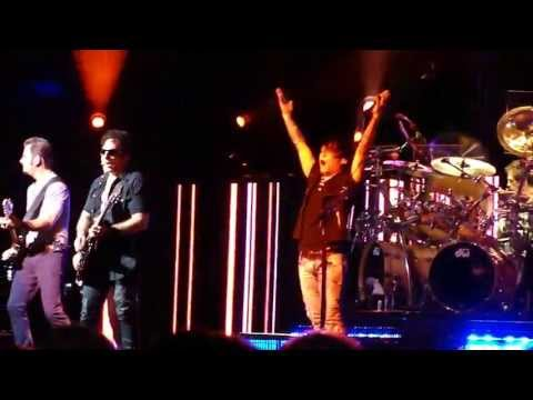 Journey/Only The Young/LIVE@Tampa-2012