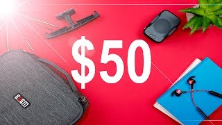 Best Tech Under $50 - Fathers Day Gift Guide 2018!