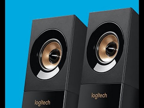 Logitech Z533 (REVIEW) and Sound Test (Great Value)