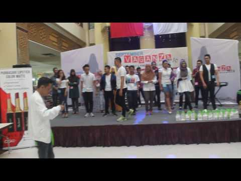 September Vaganza 2016 live @ Bandung Trade Mall