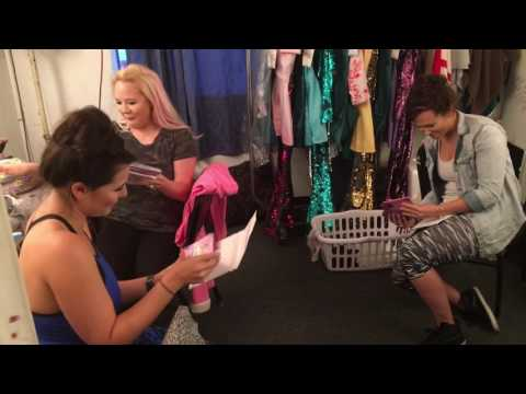 Behind the Scenes: WONDERETTES: DREAM ON CD Reveal