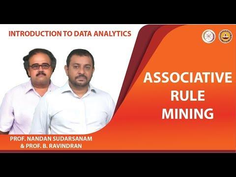 Associative Rule Mining