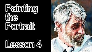 Painting the Portrait - Lesson 4