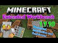 Minecraft Mod: Extended Workbench 1.7.10 [German] Download, Installation und Funktionen