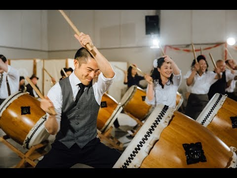Singing in the Present | San Jose Taiko and Wesley Jazz Ensemble with Epic Immersive