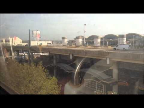 Washington DC Metro | Yellow Line (Rush Plus) FULL JOURNEY: Huntington To Greenbelt