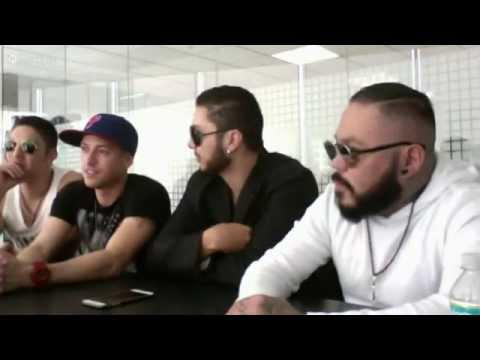 #VideoChatTVNotas AB Quintanilla y Pee Wee a 7 años distanciados vuelven como Kumbia All Starz