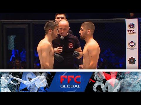 FFC 3 | Али Бахтияри (Иран) VS Мурид Джонмирзоев (Таджикистан) | Бой MMA