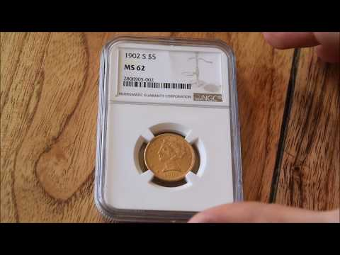 My First Coin Grading Submission - Epic win!!