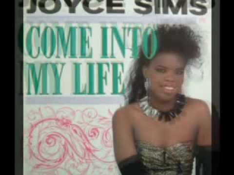 Joyce Simms - Come Into My Life - Club version