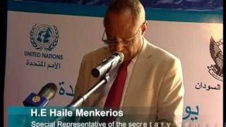 65th United Nations Day in Khartoum