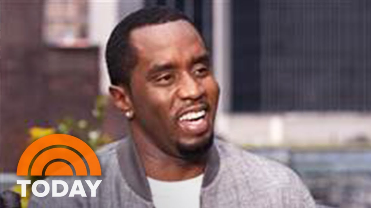 Sean Combs: My Publicist Said, 'Google Can't Keep Up!' With All Of His  Nicknames | TODAY