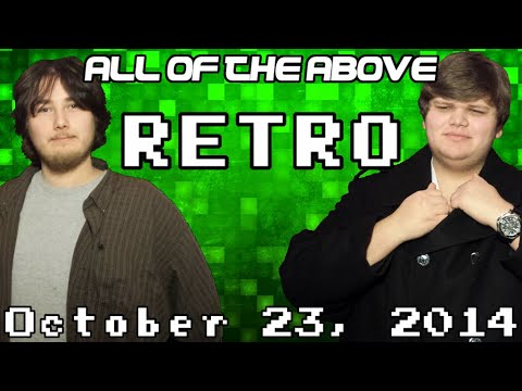 Dissecting ERB And Apple Pies | All Of The Above RETRO - October 23, 2014