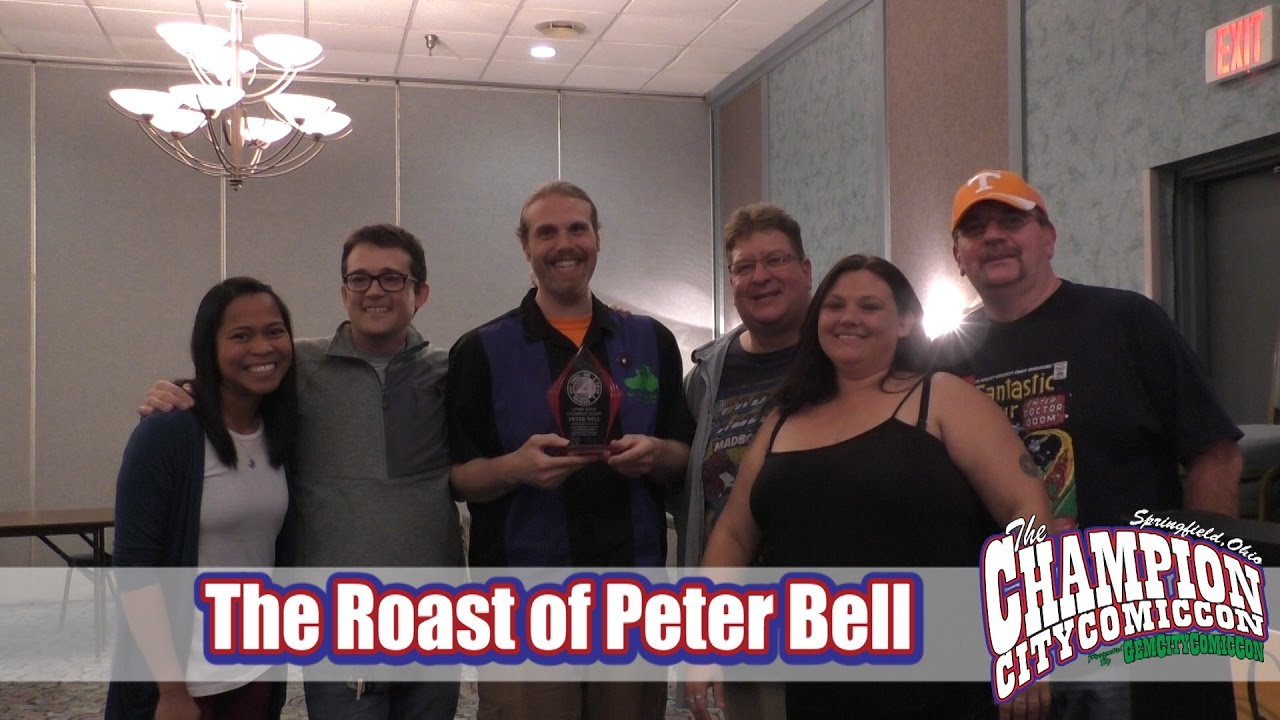 The Roast of Peter Bell
