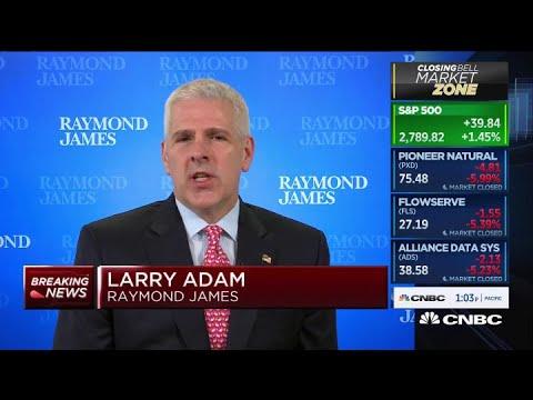 We're looking at U-shaped recovery on coronavirus and markets: Raymond James CIO