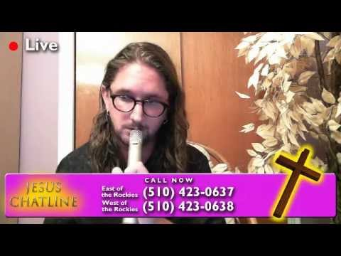 Jesus Chatline - No Monetary Compensation (October 8, 2012)