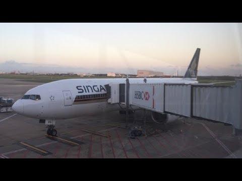 Trip Report - Singapore Airlines 777-200 ECONOMY - Brisbane-Singapore