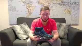 fell adidas terrex fast r mid gore tex boot review